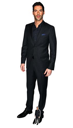 Tom Ellis Suit Lifesize Cardboard Cutout 192cm Product Image