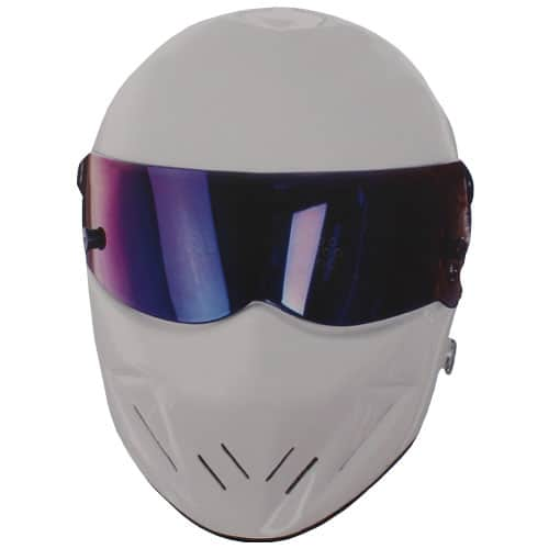 Top Gear Stig Cardboard Face Masks - Pack of 6 Product Image