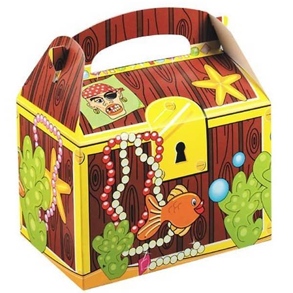 Treasure Chest Party Box
