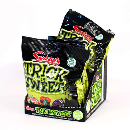 Trick or Treat Swizzels Sweet Mix Halloween Share Bags - Pack of 12 Product Image