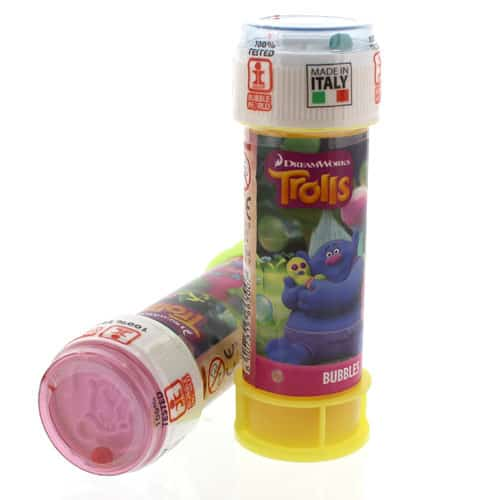 Trolls Bottle Bubbles - 60ml Product Image