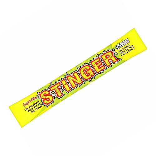 Tutti-Fruiti Flavour Swizzels Stinger Chew Bars Vegetarian Sweet 18g Product Image