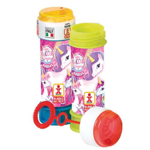 Unicorn Bottle Bubbles 60ml