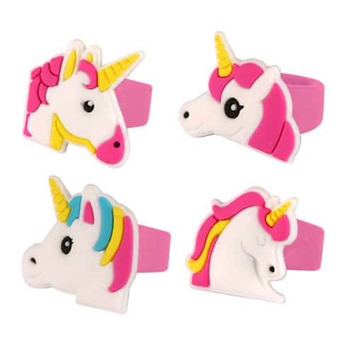 Assorted Unicorn Rubber Ring Product Image
