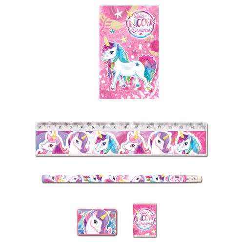 Unicorn Stationery Favour Set Product Image