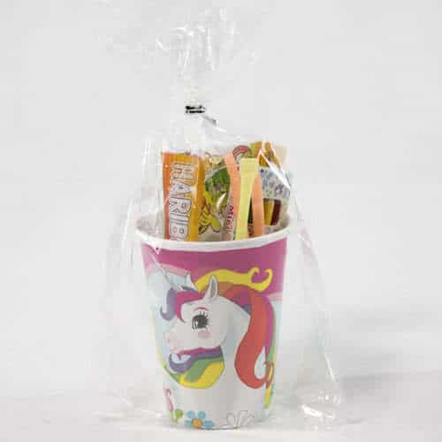 Unicorn Toy And Candy Cup Product Image