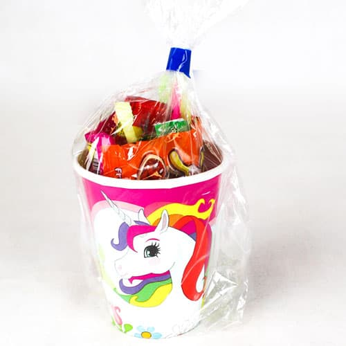 Unicorn Value Candy Cup Product Image