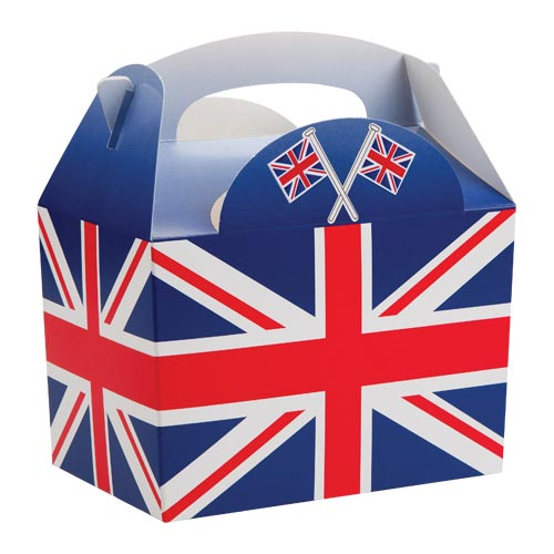 Union Jack Party Box Product Image