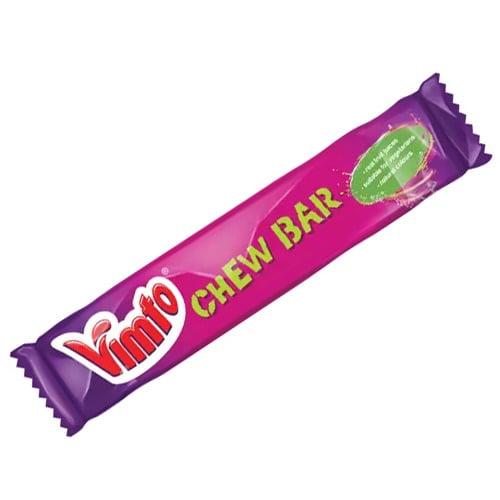 Vimto Swizzels Chew Bar Vegetarian Sweet 15g Product Image
