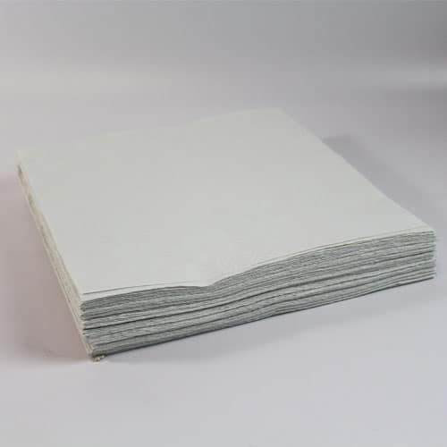 White Paper Tablecovers - 90cm x 90cm - Pack of 25