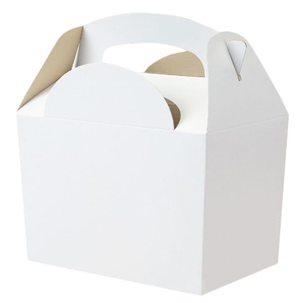 White Party Box
