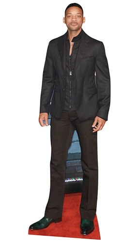 Will Smith Lifesize Cardboard Cutout - 188cm Product Image
