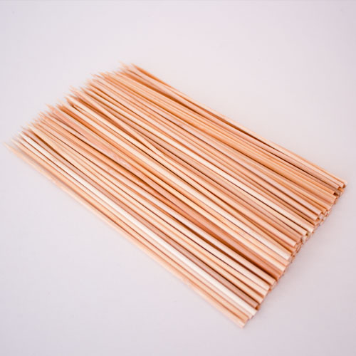 Wooden Skewer - 20cm - Pack of 100 Product Image