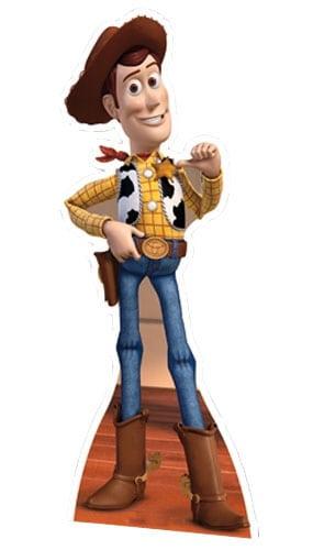 Woody Lifesize Cardboard Cutout Product Image
