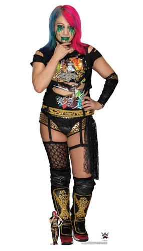 WWE Asuka Lifesize Cardboard Cutout 160cm
