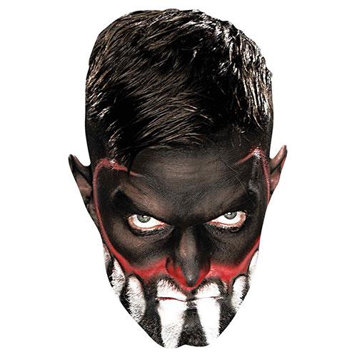 WWE Finn Balor Cardboard Face Mask Product Image