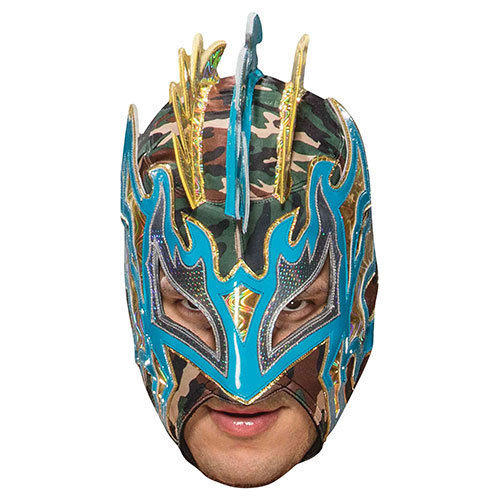 WWE Kalisto Cardboard Face Mask Product Image