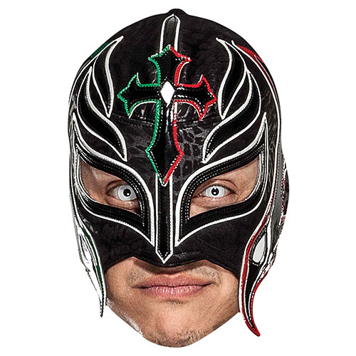 WWE Rey Mysterio Cardboard Face Mask Product Image