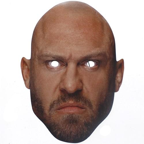 WWE Ryback Cardboard Face Mask Product Image