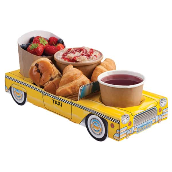Yellow Cab Combi Meal Box Product Image