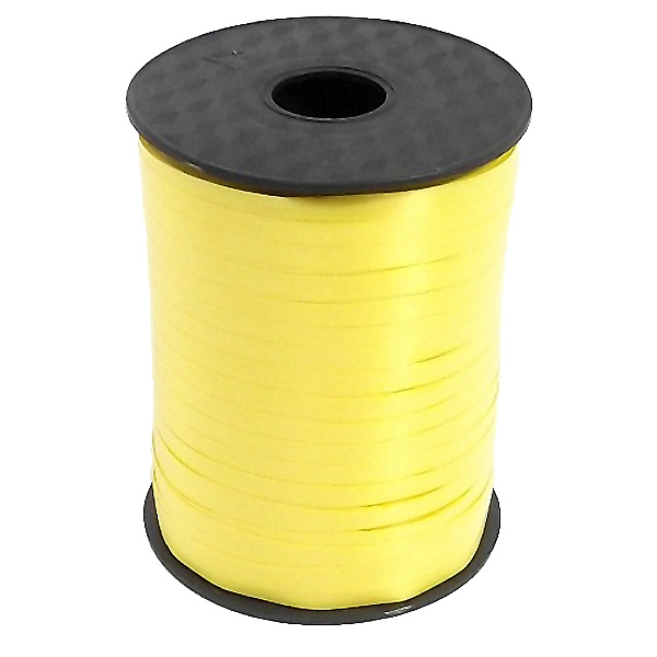 Yellow Curling Ribbon - 100 yd / 91.4m Product Image