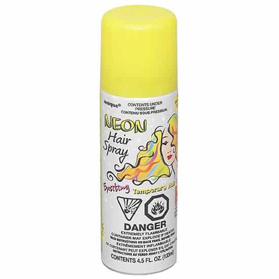 Yellow Hair Spray - 133ml Product Image