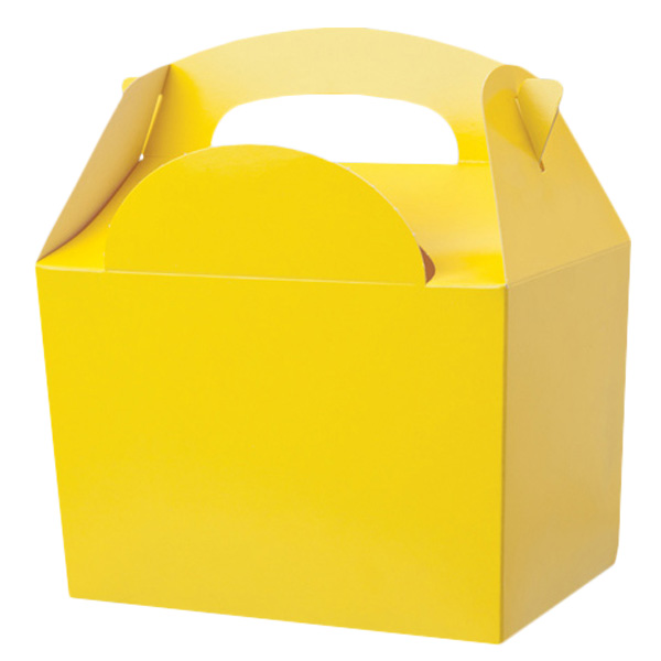 Yellow Party Box Product Image