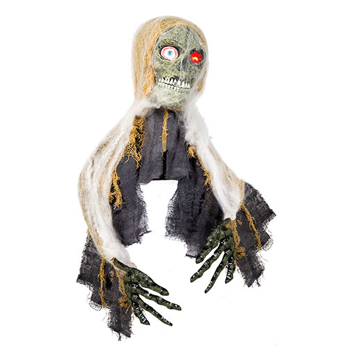 Zombie Grabber Halloween Animated Prop Decoration 33cm Product Image