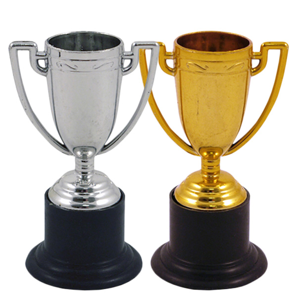 Assorted Mini Trophy - 4 Inches / 10cm