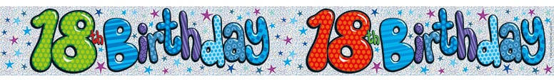 18th-birthday-holographic-foil-banner-8-5-ft-260cm-product-image