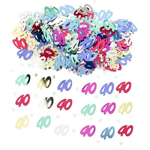 40th-birthday-assorted-table-confetti-14-grams-product-image