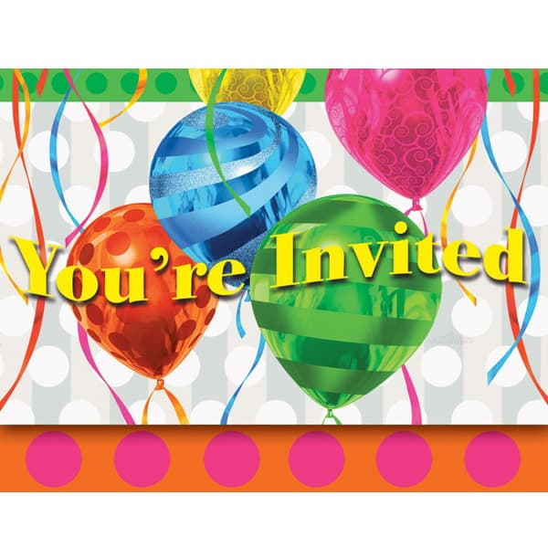 8-balloon-brights-theme-invitations-with-envelopes-product-image