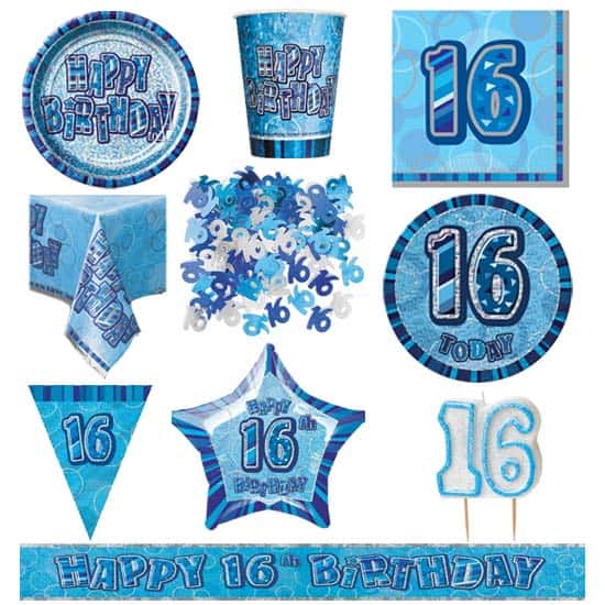 Age 16 Blue Glitz 8 Person Deluxe Party Pack.jpg
