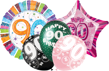 Age 90 Balloon