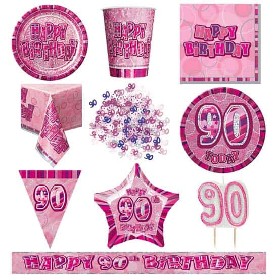 Age-90-Pink-Glitz-8-Person-Deluxe-Party-Pack.jpg
