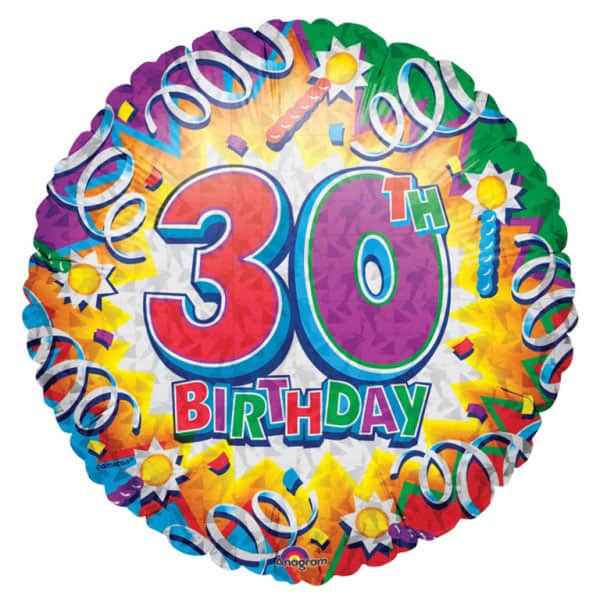 Birthday-Explosion-Age-30-Foil-Balloon-product-image