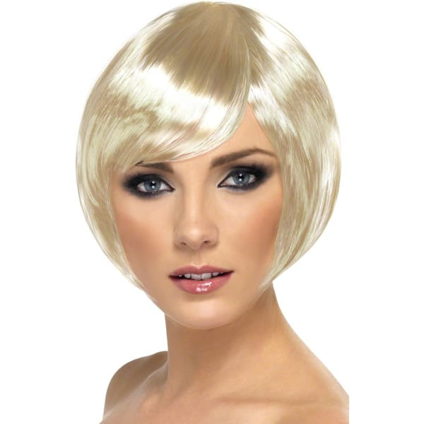 Blonde Babe Ladies Short Wig
