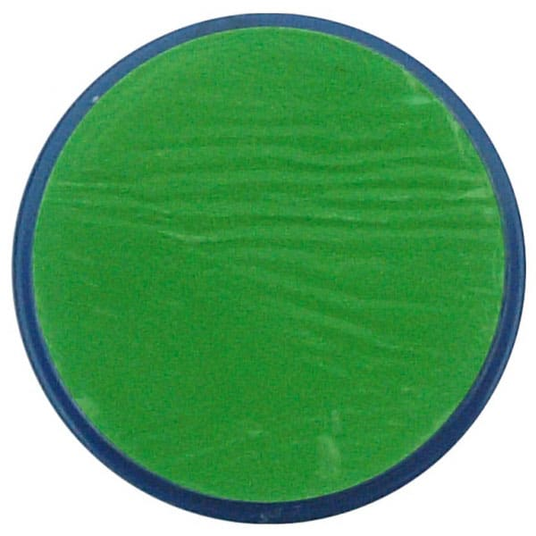 Snazaroo Bright Green Face Paint - 18ml Product Image