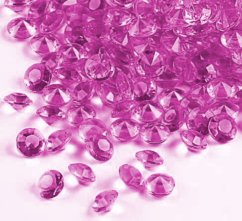 Cerise Premium Table Gems - 12 Packs of 28 Grams Product Image