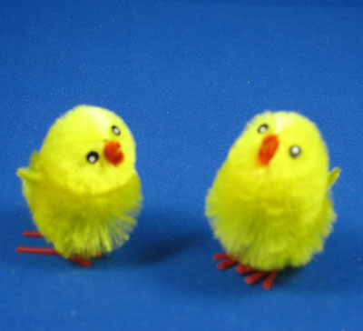Easter Chick - 2 Inches / 5.1cm