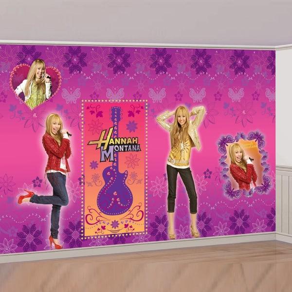 Giant-Hannah-Montana-Scene-Setter-Decoration-Kit-image