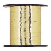 Gold Metallic Curling Ribbon – 250 yd / 228.6m