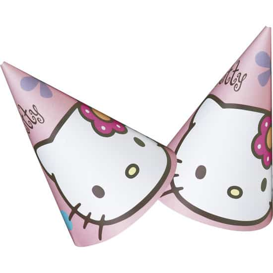 Hello-Kitty-Bamboo-Theme-Party-Cardboard-Hat-product-image