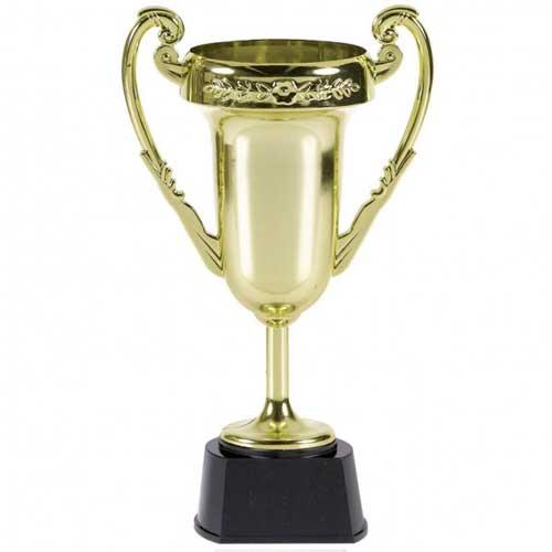 Jumbo Golden Trophy Cup