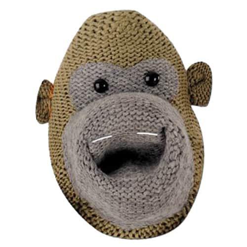 PG Tips Monkey Cardboard Face Mask