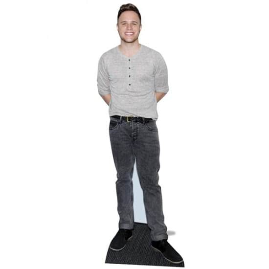 Olly Murs Lifesize Cardboard Cutout - 177cm Product Gallery Image