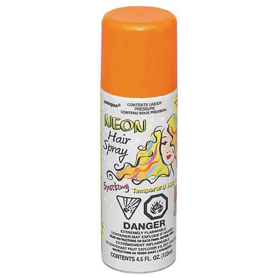 Orange Hair Spray - 133ml Product Image
