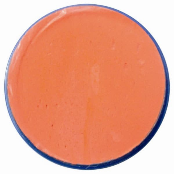 Snazaroo Orange Face Paint - 18ml Product Image