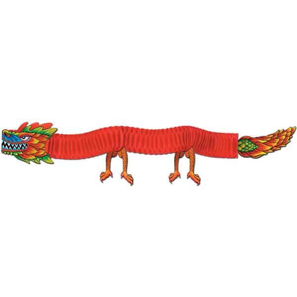 Oriental Dragon - 6 Ft / 180cm