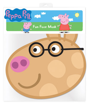 Peppa Pig Pedro Pony Cardboard Face Mask Product Image
